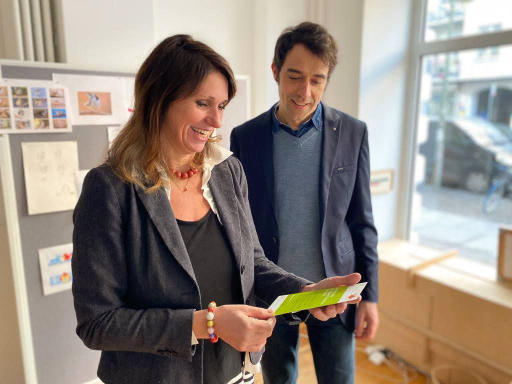 Dr. Annette Reinecke, Geschäftsführerin des TZB